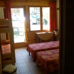 10: Chambre de 4 couchages