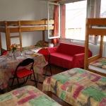 15: chambre de 6 lits