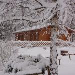 6:Chalet Grand et Petit Ecureuil sous la neige