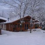 6:Chalet Tilleul sous la neige