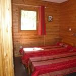 17: Chambre 1 en 2 lits simples juxtaposables