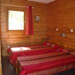 2: Chambre 1 de 2 lits simples juxtaposables
