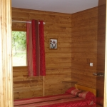 5: Chambre de 2 lits simples juxtaposables