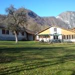 7: Chalet abri refectoire et terrasse