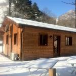 7: Chalet les Morilles sous la neige