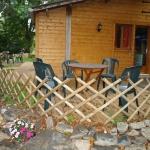 7: Terrasse chalet du pin