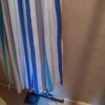 Wc, douche et lavabo